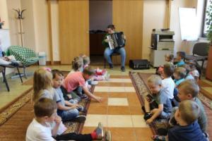 BPMiG Radkow zajecia muzyczne przeszkolaki Radkow Pingwinki 41