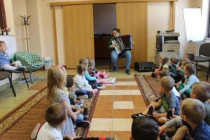 BPMiG Radkow zajecia muzyczne przeszkolaki Radkow Pingwinki 42