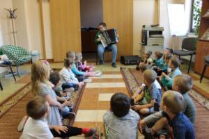BPMiG Radkow zajecia muzyczne przeszkolaki Radkow Pingwinki 43