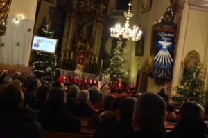 BPMiG Radkow koncert koled 2018 ZIMA09