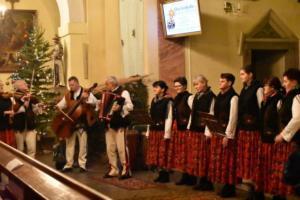 BPMiG Radkow koncert koled 2018 ZIMA27