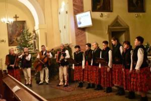 BPMiG Radkow koncert koled 2018 ZIMA28