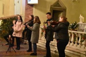BPMiG Radkow koncert koled 2018 ZIMA35