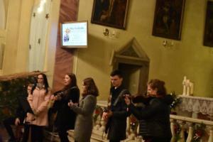 BPMiG Radkow koncert koled 2018 ZIMA42