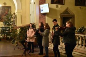 BPMiG Radkow koncert koled 2018 ZIMA43
