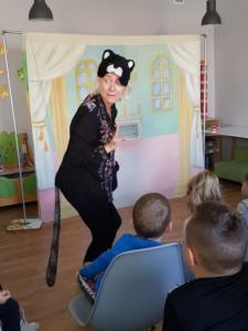 BPMiG w Radkowie kot w butach teatrzyk Wambierzyce25