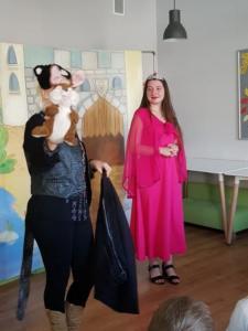 BPMiG w Radkowie kot w butach teatrzyk Wambierzyce36