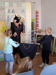 BPMiG w Radkowie kot w butach teatrzyk Wambierzyce41