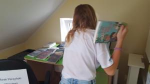 BPMiG Radkow dolnaslascy pisarze lekcja biblioteczna Wambieczyce 06