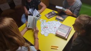 BPMiG Radkow dolnaslascy pisarze lekcja biblioteczna Wambieczyce 07