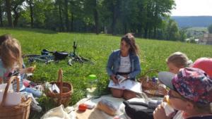 BPMiG Radkow piknik z ksiazka Wambierzyce06