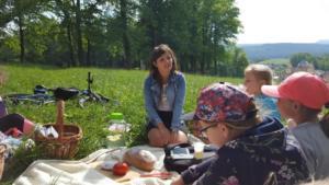 BPMiG Radkow piknik z ksiazka Wambierzyce17