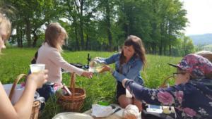 BPMiG Radkow piknik z ksiazka Wambierzyce21