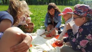 BPMiG Radkow piknik z ksiazka Wambierzyce23