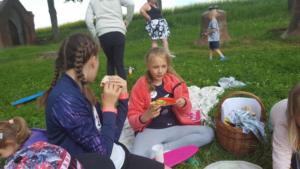 BPMiG Radkow piknik z ksiazka Wambierzyce35