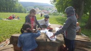 BPMiG Radkow piknik z ksiazka Wambierzyce44