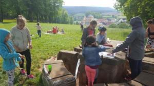 BPMiG Radkow piknik z ksiazka Wambierzyce45