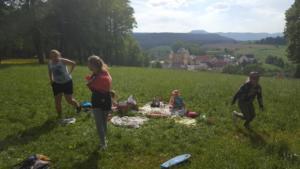 BPMiG Radkow piknik z ksiazka Wambierzyce46