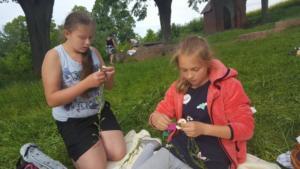 BPMiG Radkow piknik z ksiazka Wambierzyce53