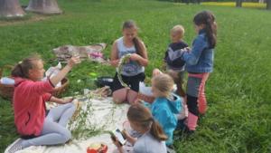BPMiG Radkow piknik z ksiazka Wambierzyce56