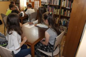 BPMiG Radkow dlonaslascy pisarze lekcja biblioteczna Scinawka Dolna 05