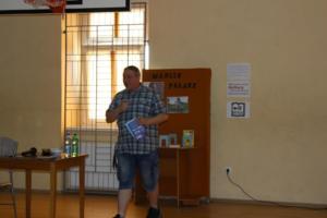 BPMiG Radkow Marcin Palasz spotkanie autorskie Sc Dolna 24
