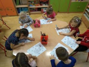 BPMiG w Radkowie przedszkolaki Tlumaczow 9 styczen2