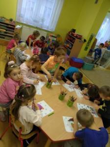 BPMiG w Radkowie przedszkolaki Tlumaczow 9 styczen5