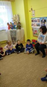 BPMiG w Radkowie przedszkolaki Tlumaczow 9 styczen6