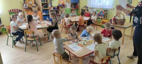 BPMiG Radkow Tlumaczow przedszkolaki jesienne10