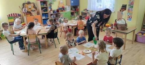 BPMiG Radkow Tlumaczow przedszkolaki jesienne15