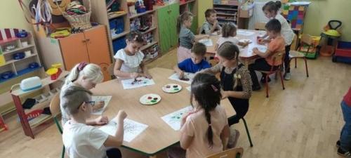 BPMiG Radkow Tlumaczow przedszkolaki jesienne2