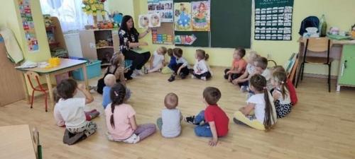 BPMiG Radkow Tlumaczow przedszkolaki jesienne4