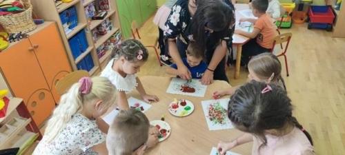 BPMiG Radkow Tlumaczow przedszkolaki jesienne5