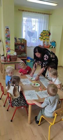 BPMiG Radkow Tlumaczow przedszkolaki jesienne9
