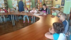 BPMiG Radkow Tydzien bibliotek przedszkolaki Tlumoaczow Sc Gorna 01