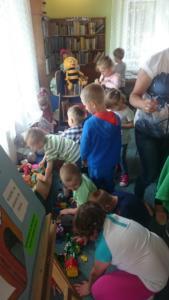 BPMiG Radkow Tydzien bibliotek przedszkolaki Tlumoaczow Sc Gorna 13
