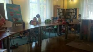 BPMiG Radkow Tydzien bibliotek przedszkolaki Tlumoaczow Sc Gorna 15
