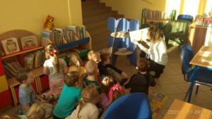 BPMiG w Radkowie przedszkolaki Srednia Kubus Puchatek10