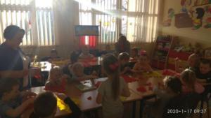 BPMiG w Radkowie przedszkolaki Srednia Kubus Puchatek2