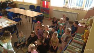 BPMiG w Radkowie przedszkolaki Srednia Kubus Puchatek20