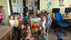 BPMiG w Radkowie przedszkolaki Srednia Kubus Puchatek22