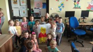 BPMiG w Radkowie przedszkolaki Srednia Kubus Puchatek5