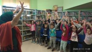 BPMiG w Radkowie teatrzyk Srednia kokon marzec04