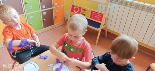 BPMiG Radkow F4 przedszkolaki sliwki13