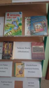 BPMiG Radkow dlonaslascy pisarze lekcja biblioteczna Kraina Wyobrazni 03