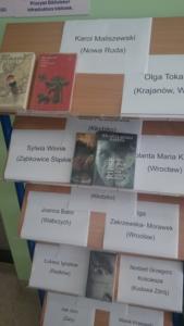 BPMiG Radkow dlonaslascy pisarze lekcja biblioteczna Kraina Wyobrazni 11