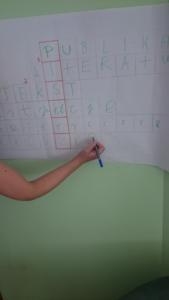 BPMiG Radkow dlonaslascy pisarze lekcja biblioteczna Kraina Wyobrazni 12