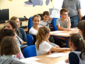 BPMiG Radkow  Tydzien Bibliotek Warsztaty Urbanska Sc Srednia 07