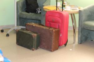 BPMiG Radkow z ksiazka na walizkach Orlinska Sc Srednia 08